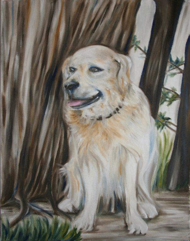 Helen\'s neighbour\'s dog (2012)