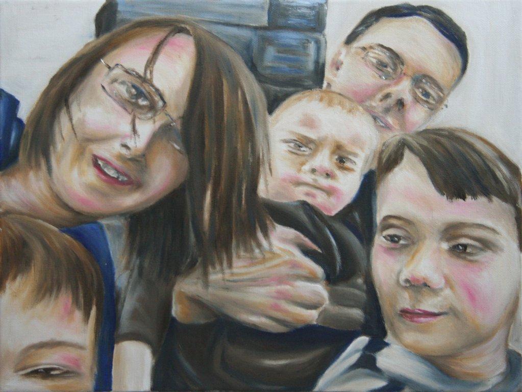Family in Borth (2011)