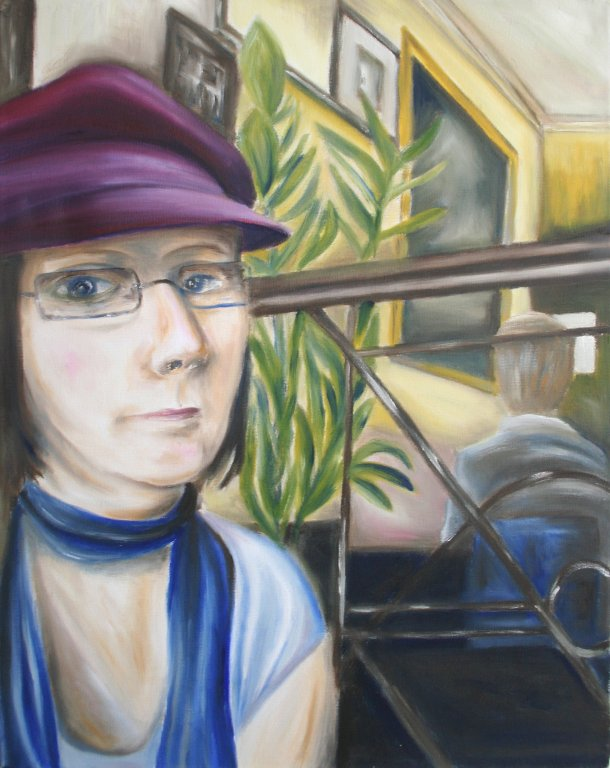 Self portrait (2012)