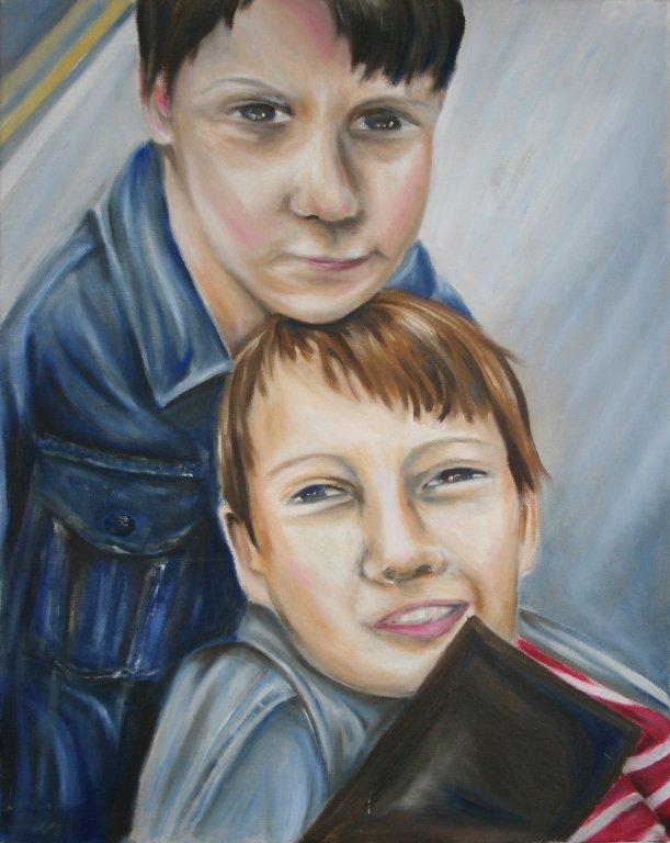 Luke and Josh (2011)