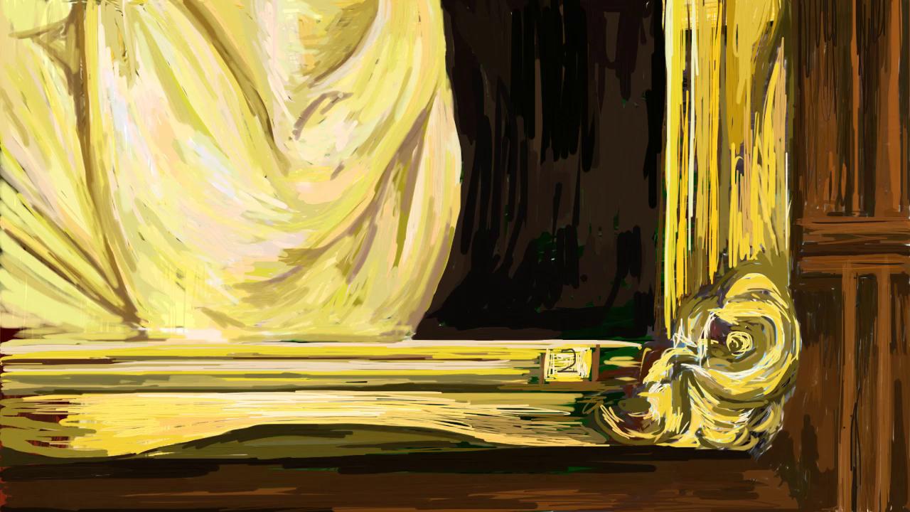 Lady Henrietta - portrait second view