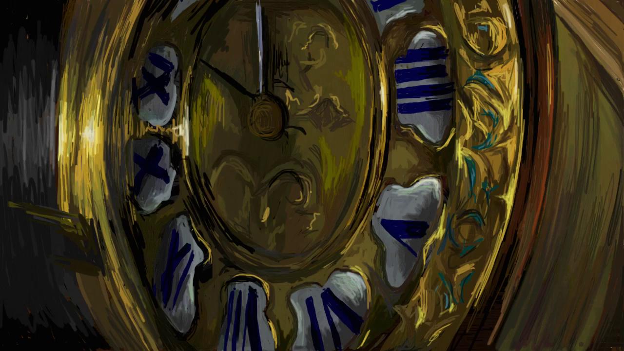 Clock - first view
