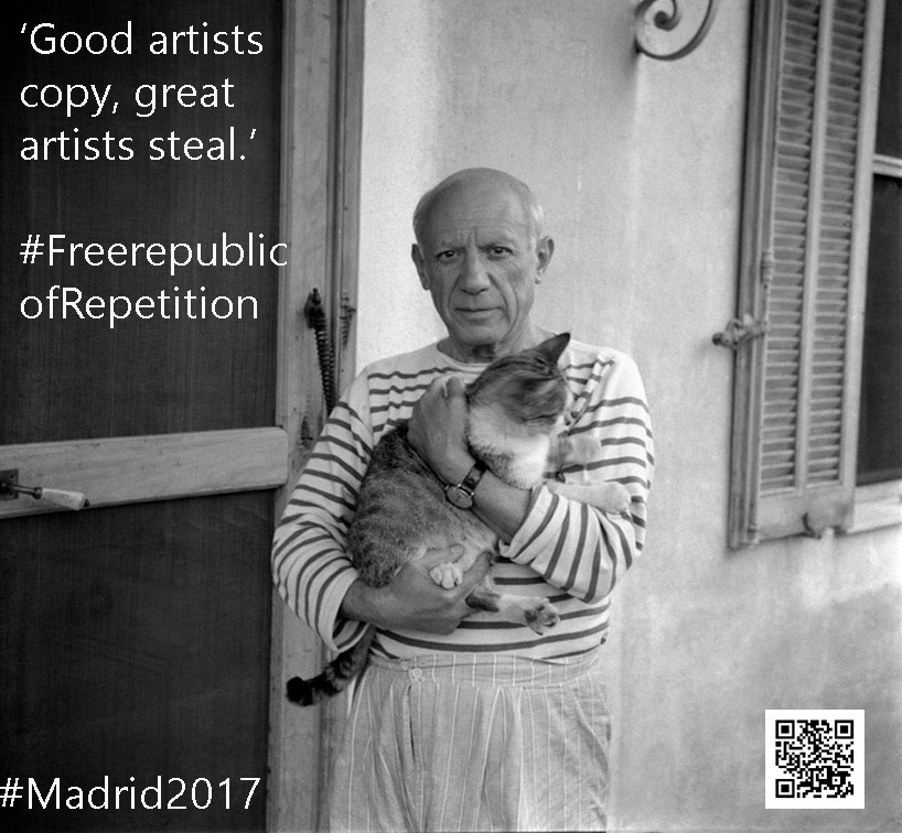 Picasso and Madrid