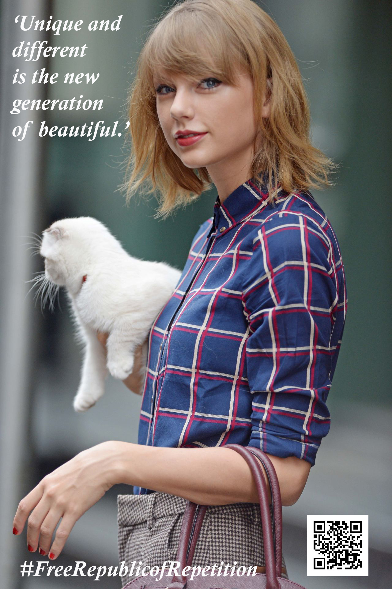 TS with cat