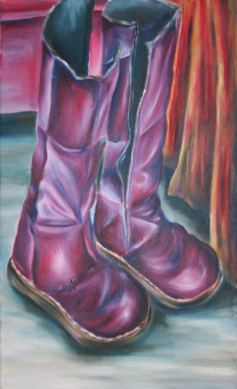 My boots (2011)